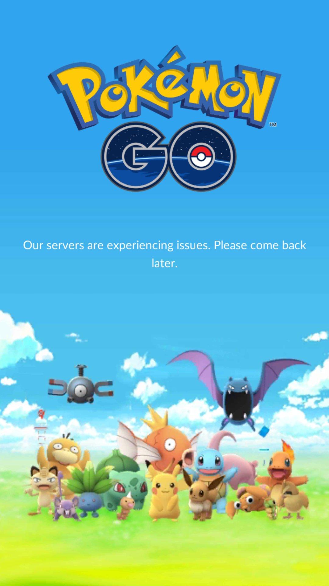 Offizieller Release Pokemon Go für DE verschoben 20160709_Pok%C3%A9mon_GO_Server_Probleme